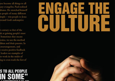 Engage the Culture Brochure