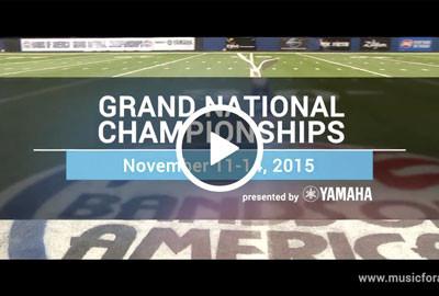 BOA Grand Nationals :60 Ad