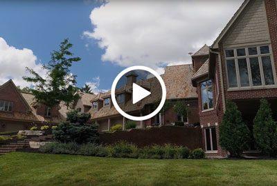 Cedar Shake Roof Restoration